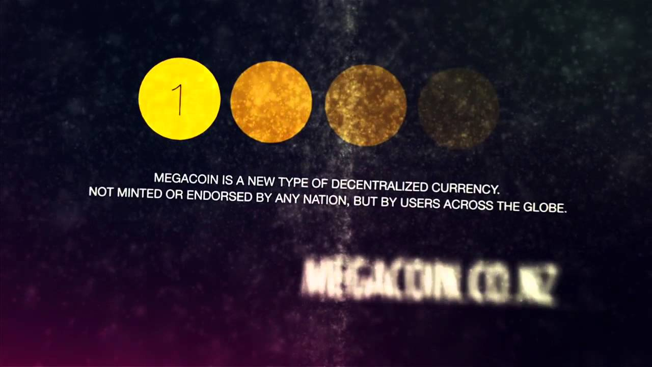 Megacoin – Revolutionary CryptoCurrency HD