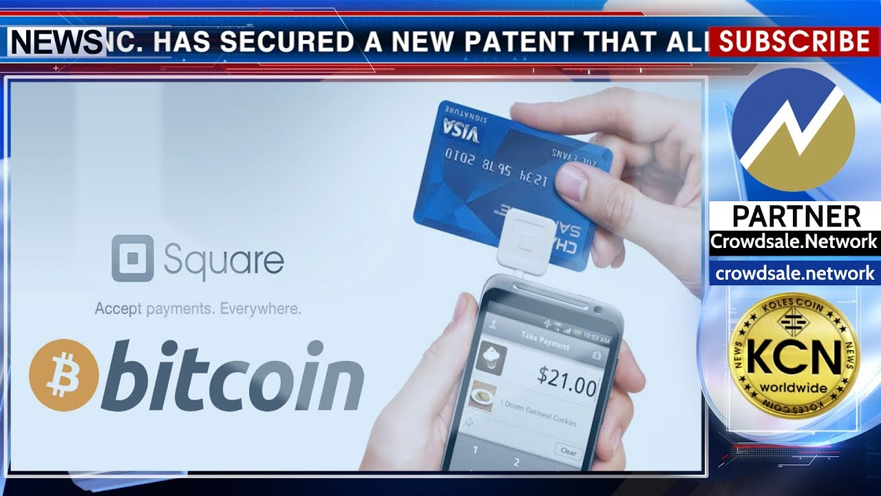 Protecting a patent that takes a cryptocurrency