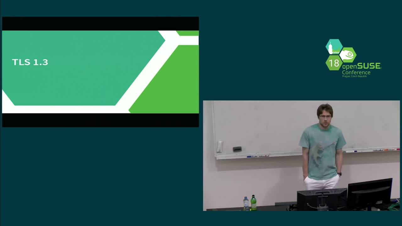 openSUSE Conference 2018 – Introduction to TLS 1.3