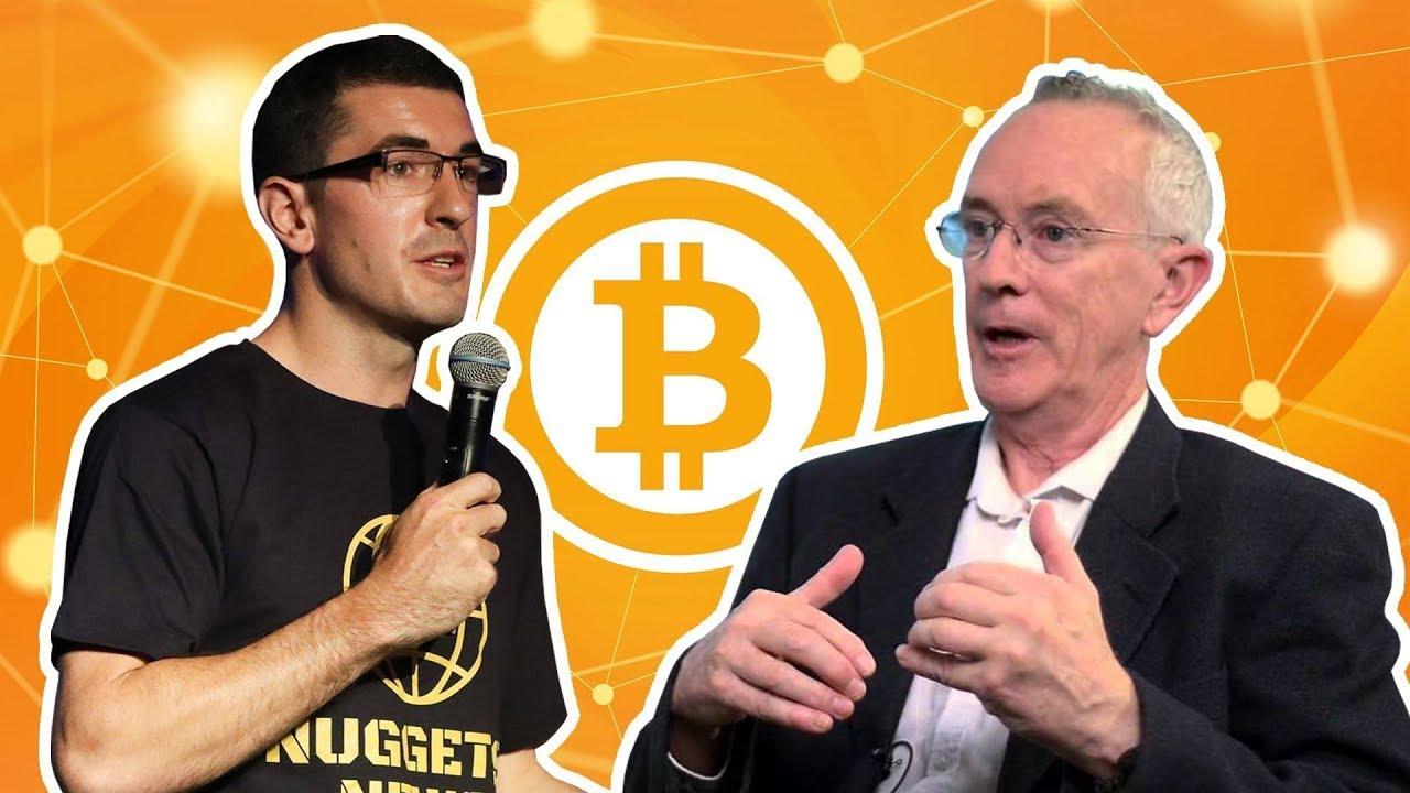 Prof. Steve Keen Debates Alex Saunders – Is Bitcoin Actually Useful?