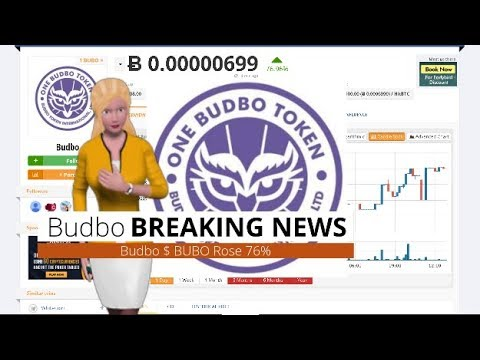 Cryptocurrency Budbo $BUBO Has Risen 76% In the Past Day