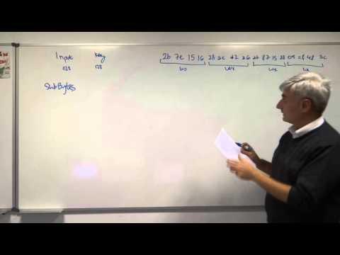 Módulo 1- Advanced Encryption Standard (AES)