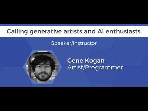 Lecture on Decentralized AI by Gene Kogan