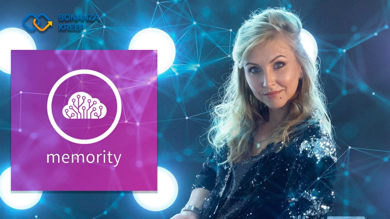 Memority – a new level of cloud storage with the use of blockchain technology #BonanzaKreep