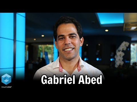 Gabriel Abed, Bitt & Digital Asset Fund | Global Cloud & Blockchain Summit 2018