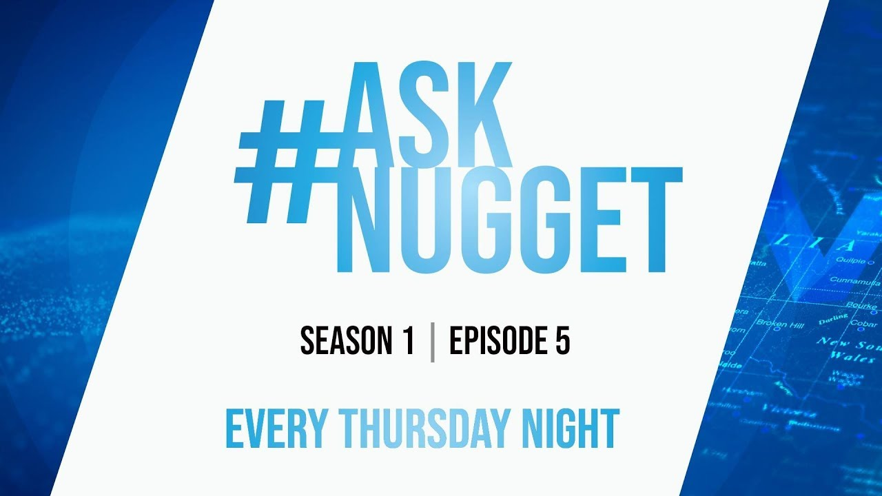 #AskNugget S01E05 – Chinese Projects, Margin Trading Tips + More!