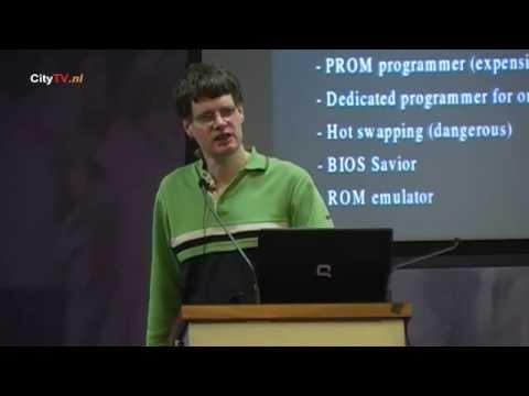 Why Coreboot: Open Source BIOS, Lennart Benschop @ T-DOSE 2011, Eindhoven